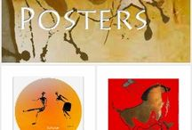 Cave Art Prints and Posters