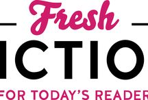 When my friends make it into my fiction. Check out the blog on Fresh Fiction