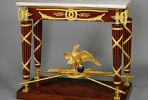 empire furniture . Ампирная мебель