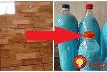 čista podlaha