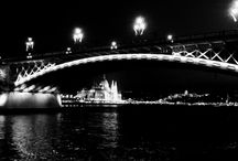Budapest day and night