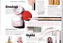 Andre om Skinlove :-) / Skinloveprodukter omtalt av andre.