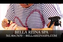 """Bella Reina Spa, Delray Beach, FL / Our spa facilities in the """"All-American"""" city of Delray Beach, are just 8 miles north of Boca Raton and 25 minutes from Palm Beach. The spa provides powerful anti-aging services to both men and women, with our staff treating on average 8,000 guests per year. Bella Reina Spa offers ultimate spa treatments, the most knowledgeable and best trained staff, and enchanting ambiance. Our guests immediately see why Bella Reina Spa has repeatedly won numerous awards and accolades. www.BellaReinaSpa.com  / by Nancy Reagan"""