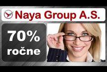 Naya Group A.S. Praha