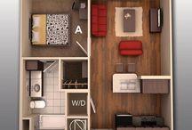 apartamento para estudantes