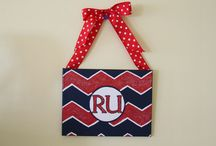 RU Crafty? / Radford inspired crafts and DIY projects to show off that RU spirit!  / by Radford University Alumni Association