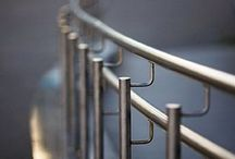 Balustrady ze stali