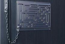 Portes : Art et Deco