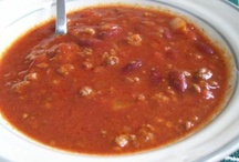Chili / by Carol Caye Olds