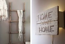For the home /  complementi di arredo per la casa