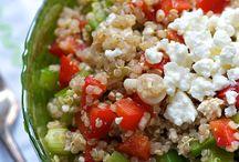 Recipes - Healthy / by Melissa Graham