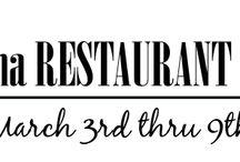 Urbana Restaurant Week 2014