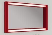 Espejos / Eche un vistazo a los espejos que tenemos disponibles para nuestros muebles de baño.
