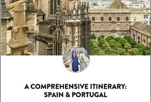 Travel Itineraries / There's nothing like a travel itinerary from someone who's been there and done that. From cities to beach breaks, check out this collection of travel itineraries.