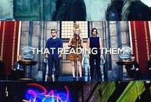 hunger games and hp