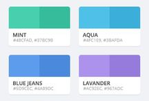 COLOR SETS INSPIRATION //