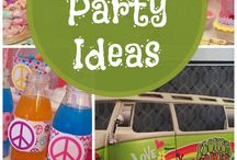 70 & 80 party ideas