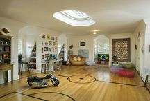 Kids Hangouts / From comfortable, cozy bedrooms to fun playrooms and playgrounds.