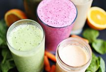 Smoothies with Vegetables