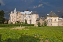 Ostrowina - Pałac