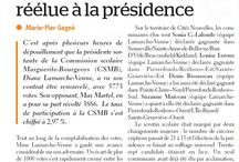 Revue de presse - 12 novembre 2014
