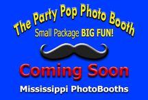 The Party Pop Photo Booth