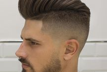 49 New Hairstyles For Men For 2016 / A collection of the top men's hairstyle trends for 2016. These are the hottest looks being created by the best barbers and hair stylists around the world. You will see undercuts, cool fades, pompadours, medium and long hairstyles for men, and textured haircuts for men.   #menshair #menshairstyles #menshaircuts #hairstylesformen #haircuts #hairstyles #menshairstyles2016 #coolhair #coolhairstyles #coolhaircuts