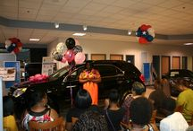 Mary Kay Vehicle Purchase Program / When a Mary Kay Sales Representative excels, they are rewarded with  a Mary Kay new car!  It is quite an honor and they provide a big presentation that is inspiring to all the sales representatives. / by Apple Chevrolet