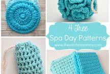 Crochet - kitchen and bath