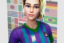 Fortnite Football (FIFA World Cup) Skins