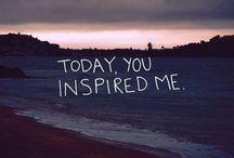 Inspiratii