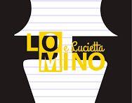 Lomino e Lucietta / Le lampade Lomino e Lucietta sembrano uscite da un fumetto, ma hanno tutte le caratteristiche per diventare pezzi iconici del design italiano.