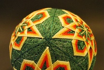 embroidery balls / by Arshmeet Kaur Hora
