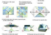 Origami ❦