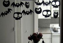 Halloween / Gruslige Idee und Inspirationen für das kommende Fest.