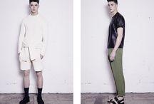 MENSWEAR // JOSEPH Menswear SS15 Lookbook / http://www.joseph-fashion.com/
