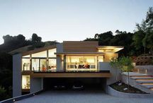 architectural houses