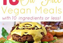 Oil Free Vegan Meals