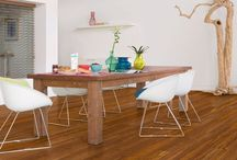 Bamboo Flooring / Bamboo flooring is one of the most sustainable floors. It looks, feels, and performs like hardwood, and has Unique styles, stains, and textures.