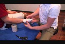 gesundheit / Verletzungen behandeln