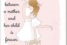 Mother ❤️ Daughter / Verses and Quotes