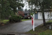 Puyallup Home For Sale / This updated & upgraded rambler has the perfect layout with vaulted ceilings. $235,900. 15323 103rd Av Ct E, Puyallup 98374