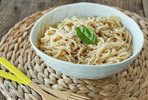 Brown Butter Parmesan