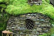 A hobbit home / by patti templeton