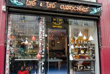 Boutique Tsé & Tsé / 7 rue Saint Roch, Paris 1er