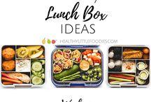 Mila Lunch ideas