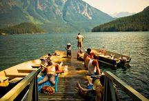 Outdoor trips / by Melanie Spickerman-Ancich