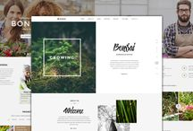 Bonsai - PSD Template for Landscapers & Gardeners / BONSAI is a landscape & lawn PSD template for outdoor/interior designer, landscaper, gardener and other related services. Its designed based on real experience of professional landscapers we have worked with.