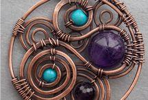 copper jewelry diy