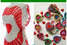 Hooked on Crochet / For all original crochet designers, lovers to share crochet masterpieces, inspirations, feel free to join in and share.